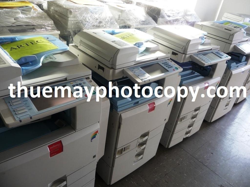 Dịch vụ cho thuê máy photo tại Quận Đống Đa