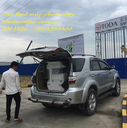 CHO THUÊ MÁY PHOTO - khu công nghiệp Thăng Long 2 - Hưng Yên